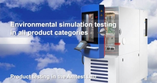 Environmental simulation testing, Amtest Lab