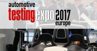 Automotive Testing Expo 2017, Europe