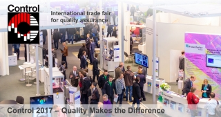 Control 2017, Control international trade fair for quality assurance