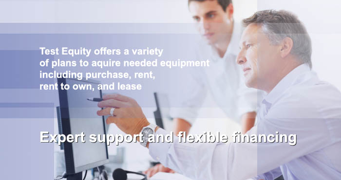 Expert support and flexible financing