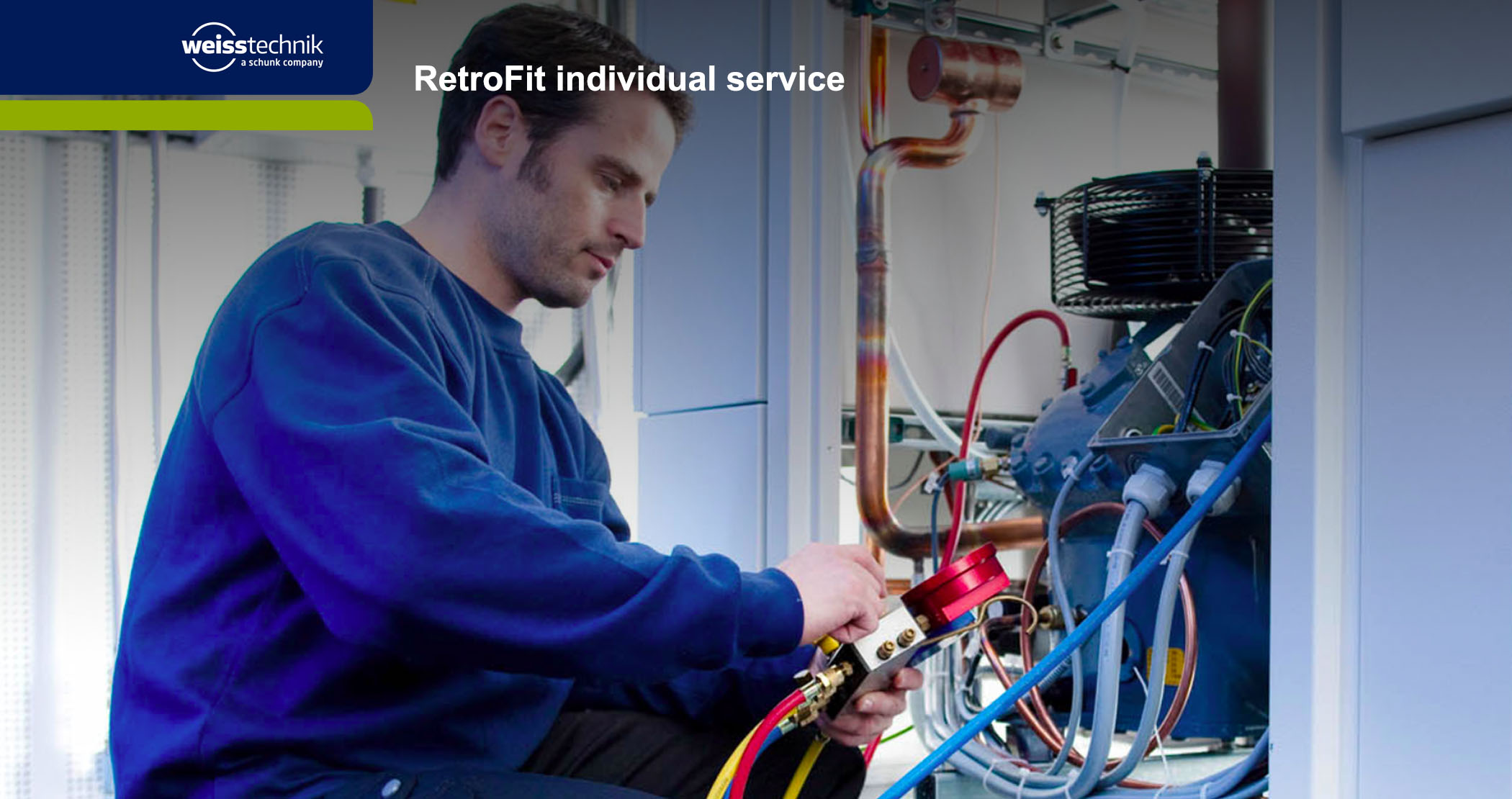 RetroFit individual service_Weiss