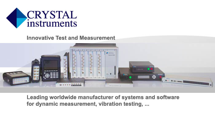 Crystal Instruments