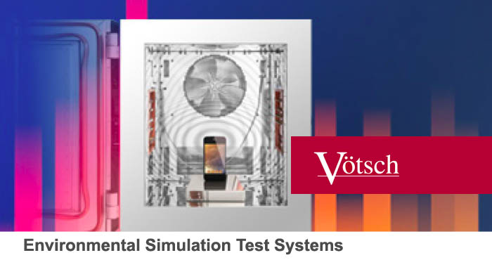 Vötsch, environmental simulation test systems