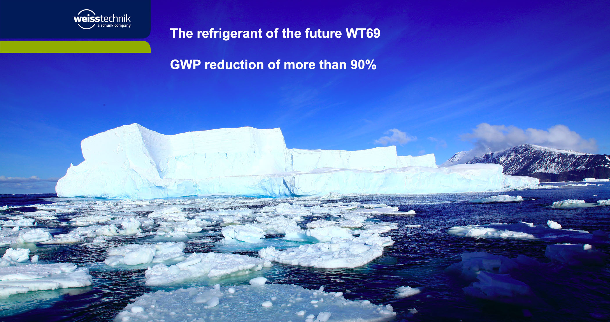 World Novelty The Refrigerant Of The Future Wt69 News