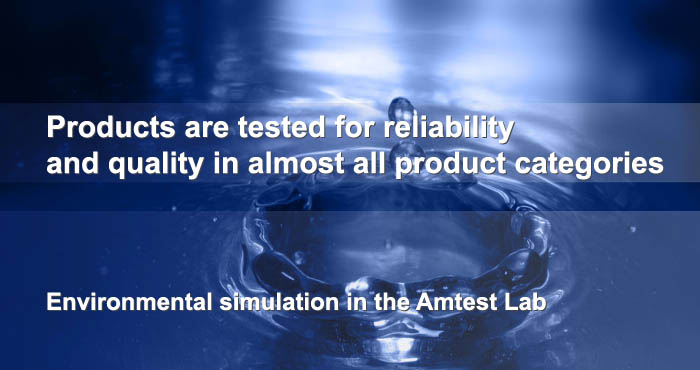 Amtest Lab, product testing